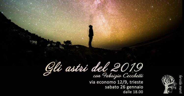 Locandina Astri 2019