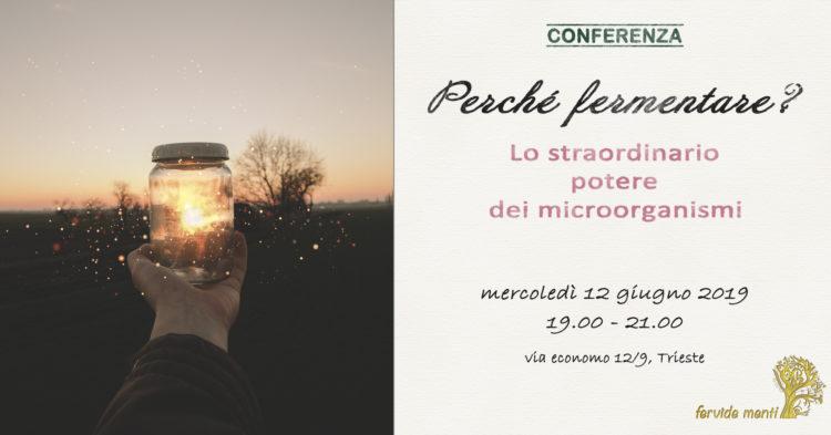 Locandina conferenza 12 giugno 2019